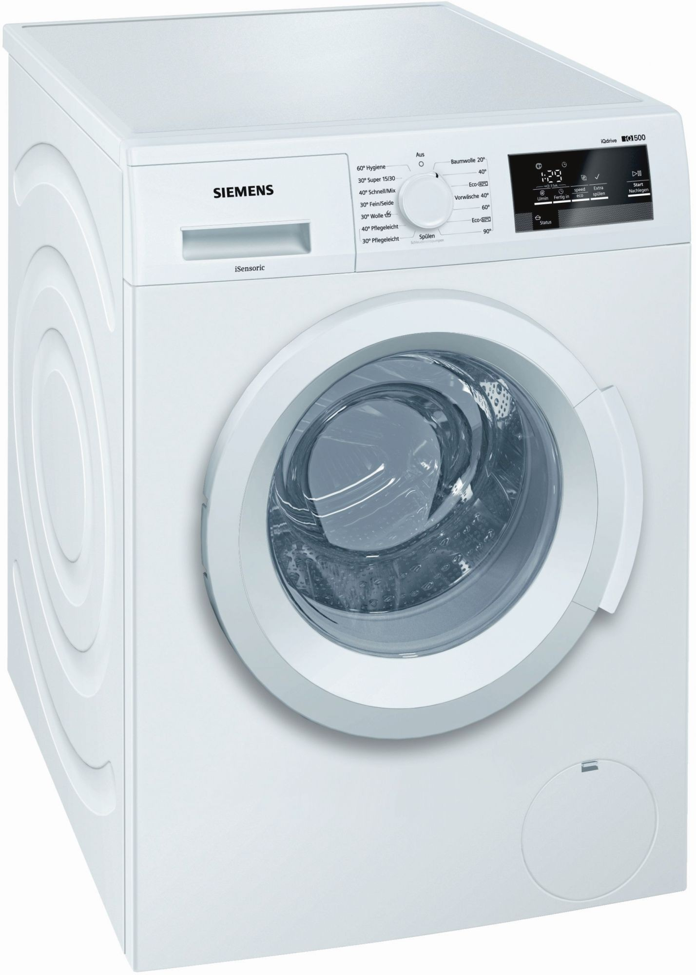 teamsix wm14t320 weiss siemens elektro gro stand waschmaschinen. Black Bedroom Furniture Sets. Home Design Ideas
