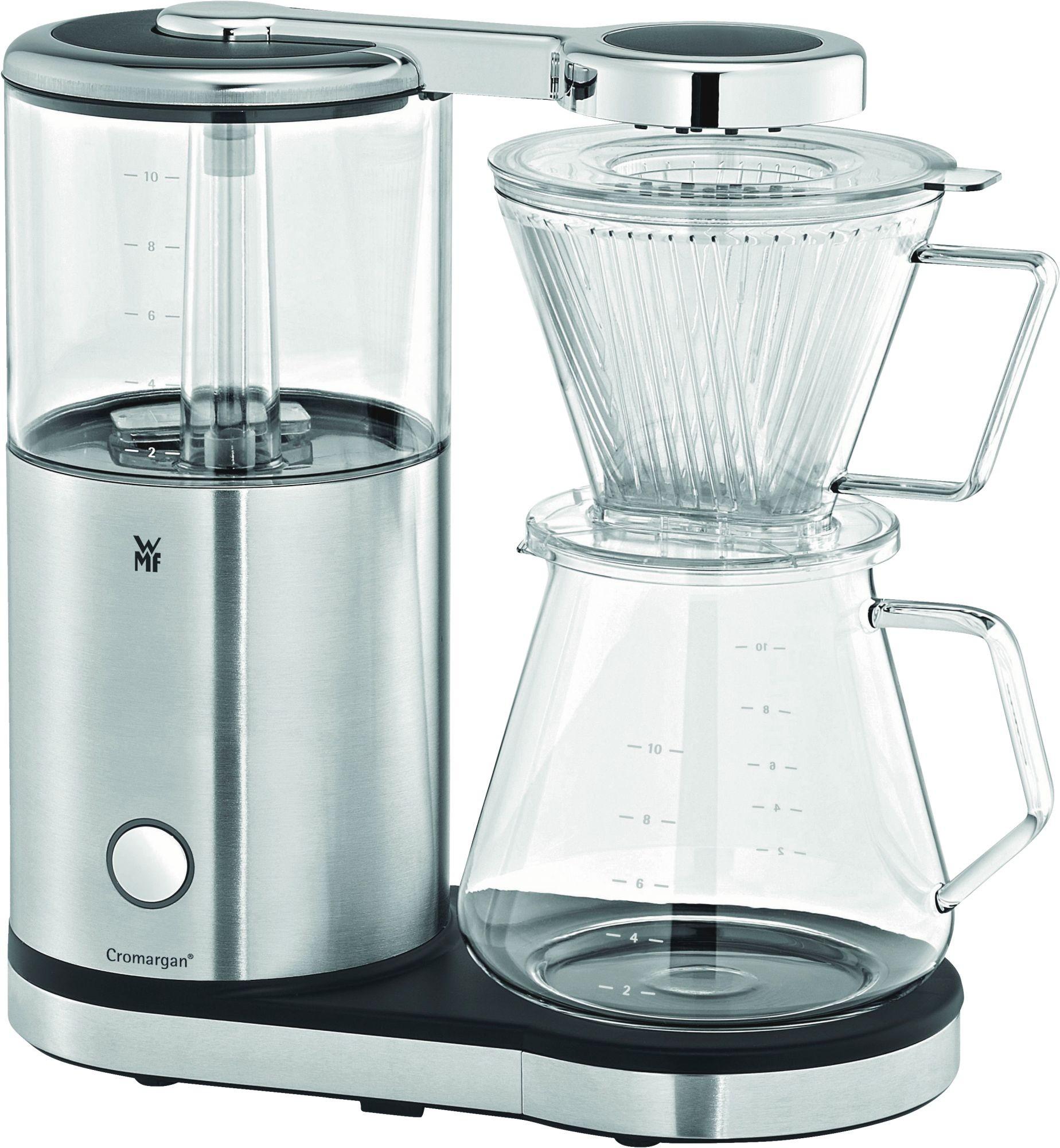 teamsix aromamaster kaffeemaschine glas cromargan wmf. Black Bedroom Furniture Sets. Home Design Ideas