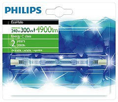 Philips Licht ECOHALO STAB 240W R7S 118mm