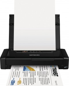 Epson Workforce WF-100W / Schwarz