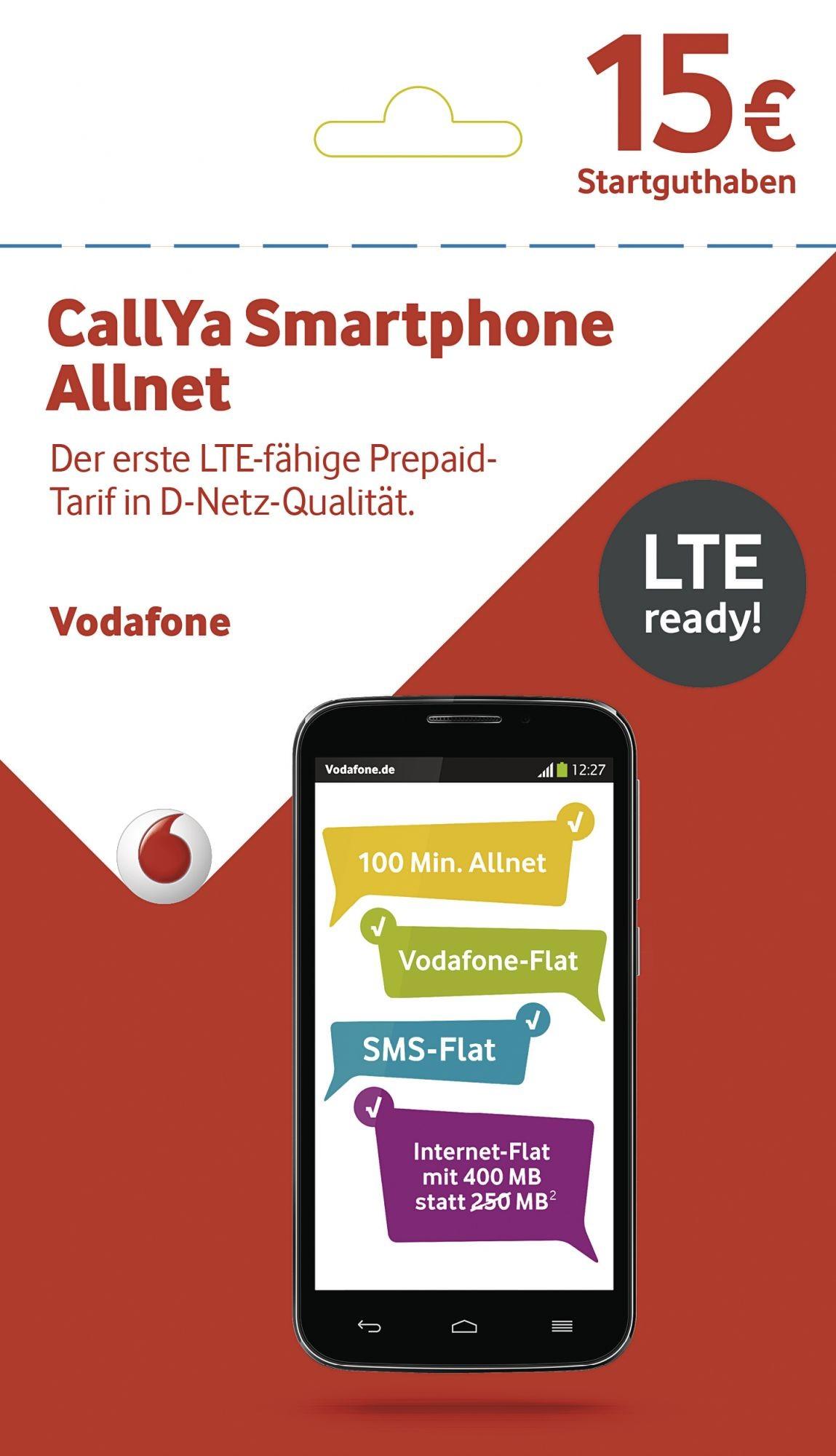 Vodafone Callya Smartphone Fun