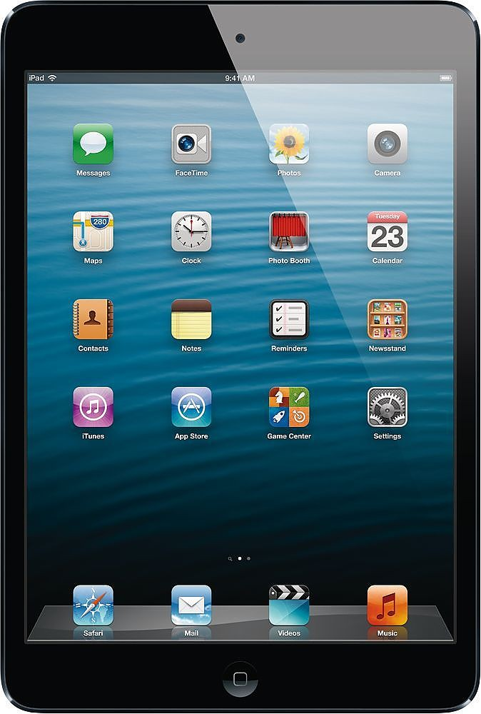 teamsix ipad mini with wi fi cellular 32gb schwarz graphit apple tablet pcs. Black Bedroom Furniture Sets. Home Design Ideas