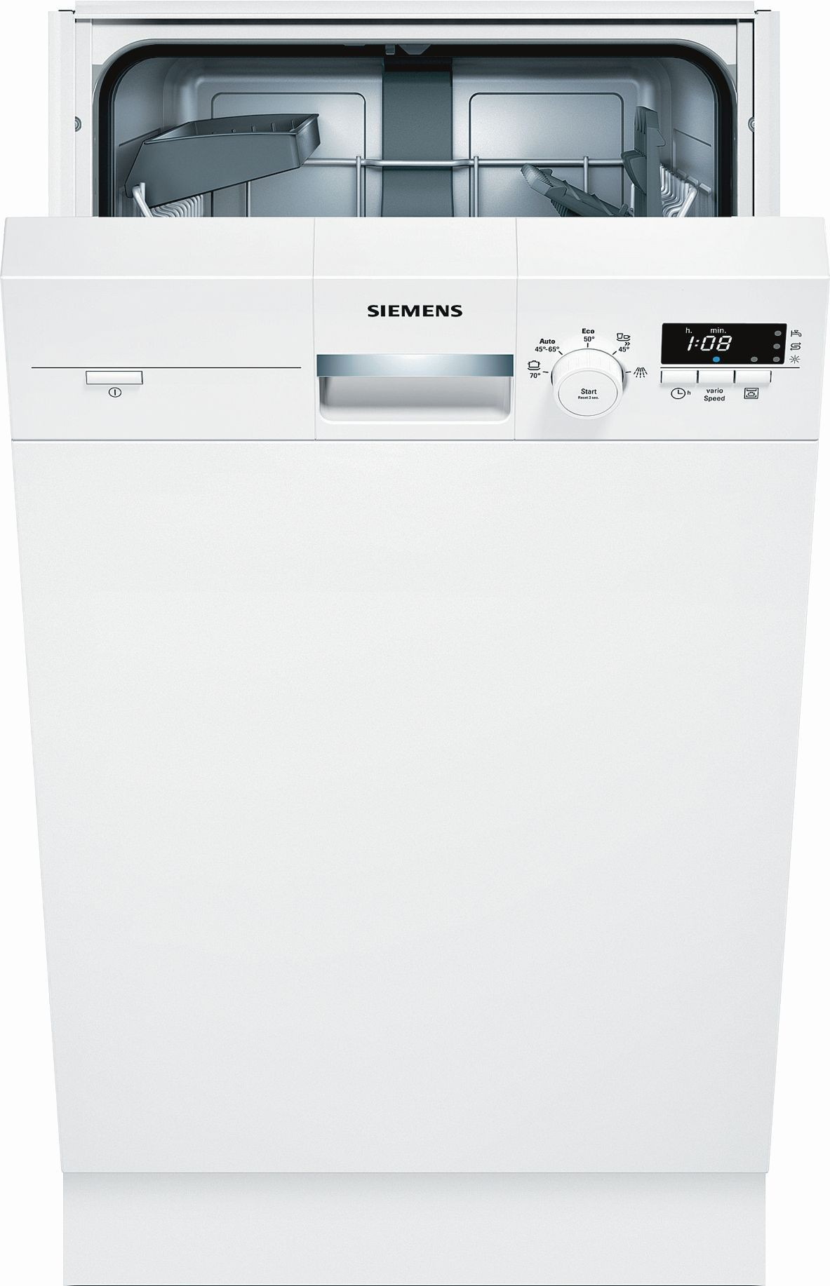 teamsix sr35e207eu siemens elektro gro lavastoviglie sottopensile. Black Bedroom Furniture Sets. Home Design Ideas