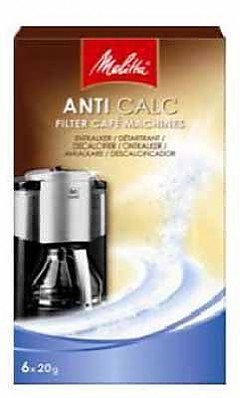 Melitta AntiCalc FilterCafe Machines