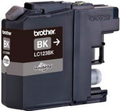 Brother LC-123BKBP2DR (4) / Schwarz
