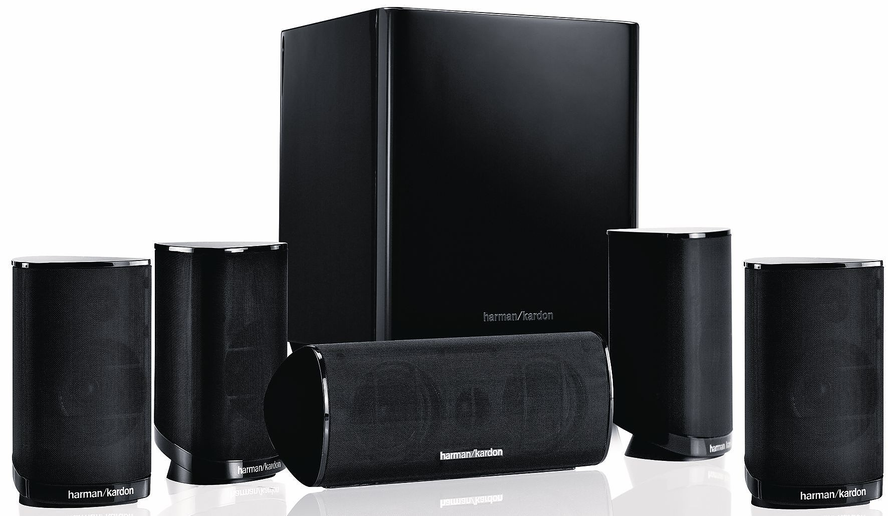 teamsix hkts 9 bq schwarz harman kardon heim lautsprecher. Black Bedroom Furniture Sets. Home Design Ideas